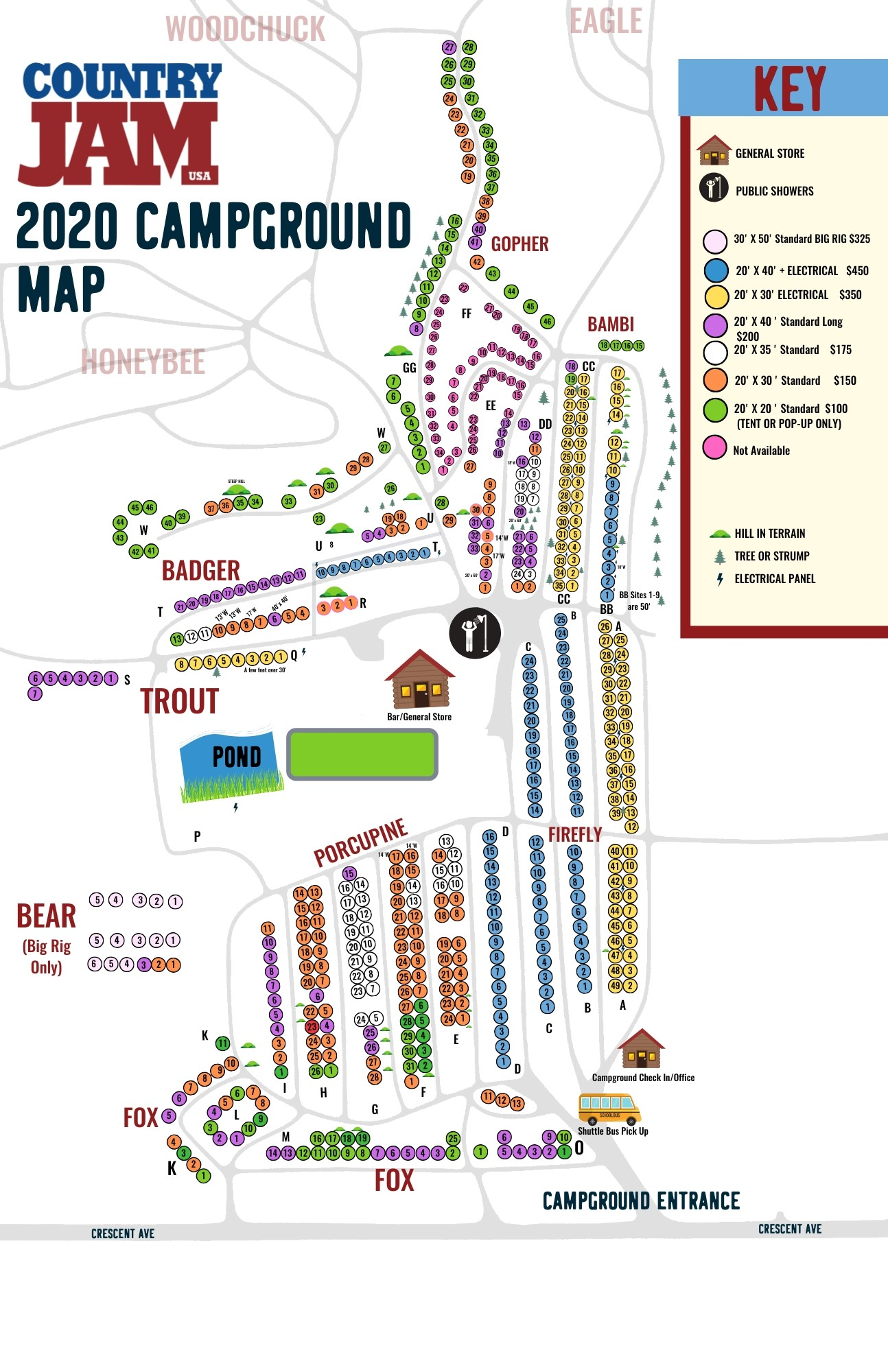 Camping At Country Jam | Country Music Festival - Eau Claire, WI on restroom map, dorm room map, summer vacation map, frontier town ocean city md map, international food map, tarp map, travling map, underground lakes map, the mountains map, fishing map, fatality map, campground map, hiking map, forest areas map, places to go map, vacation travel map, treasure map, dangerous animals map, parks map,